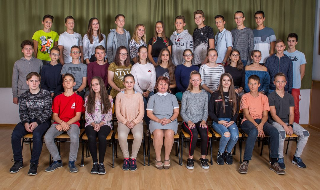 Osztályfényképek – 2018