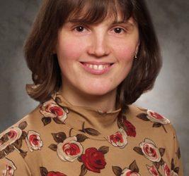 Báder Anikó tanárnő Pro Progressio díjas
