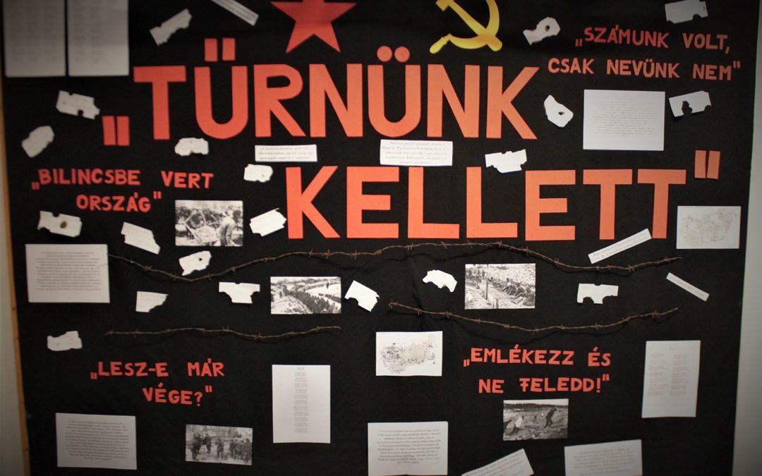 Megemlékezés a diktatúrák áldozatairól