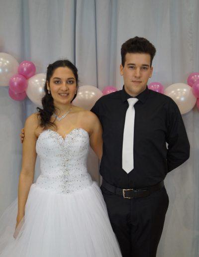 Somogyvári Lilla és Siddi Patrik