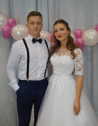 Kiss Péter és Németh Barbara