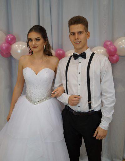 Cseri Tijana és Heizler Erik