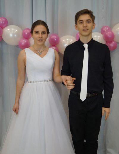 Lengyel Dorottya és Kovács Andor
