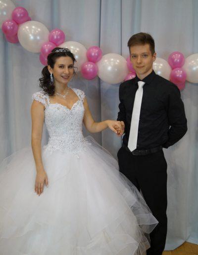 Márton Rebeka és Marton Balázs