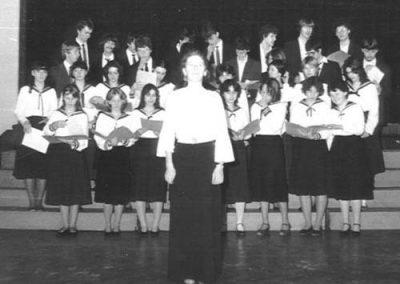 1985. Bel Canto Kamarakórus