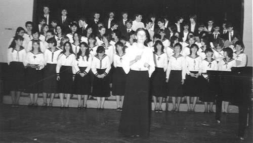 1985. Vegyeskar