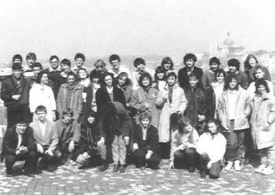 1986. Budapest