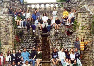 2001. Franciaország