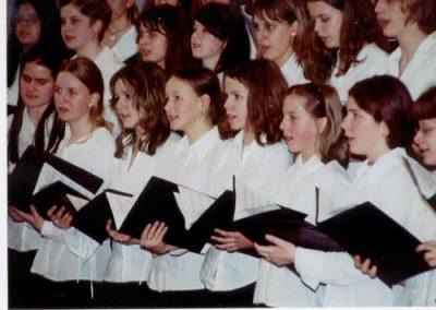 2004. Éneklő ifjúság