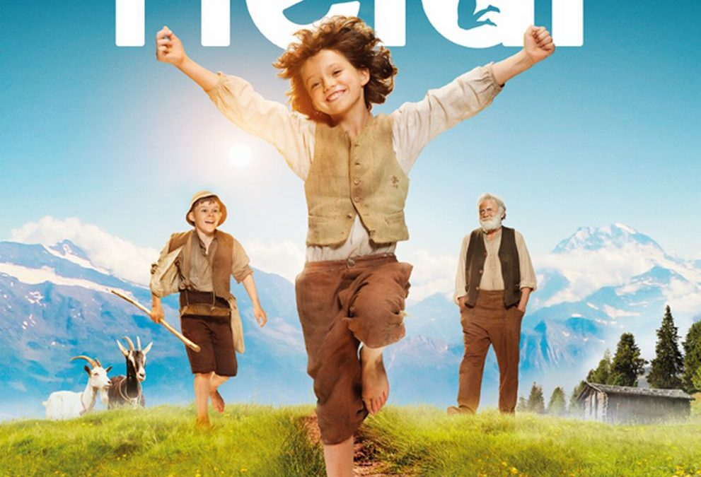 Heidi Plakát