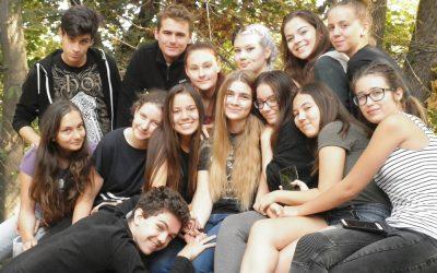 A Lovassy Színpad nyári tábora