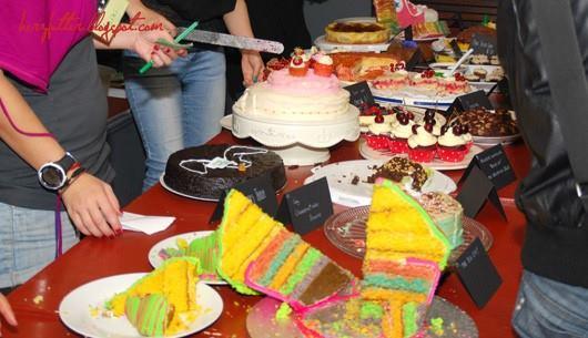 SÜTIVERSENY – Kuchenwettbewerb