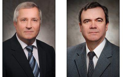 Kiss és Kaposvári tanár urak nyugdíjba mentek