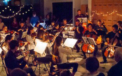 Gyertyafényes adventi koncert 2019 – fényképek, videó