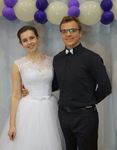 Korinek Elli és Horváth Balázs