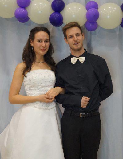 Csontos Anna és Horváth András