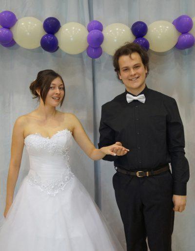 Birkás Balázs és Gál Zita Gabriella