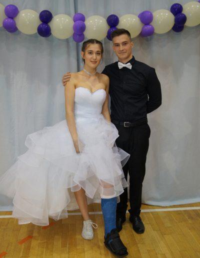 Tihanyi Júlia és Kovács Bence