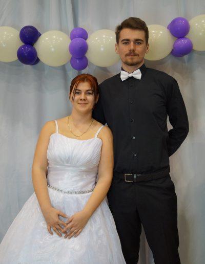 Bányász Eszter és Koppa Dániel