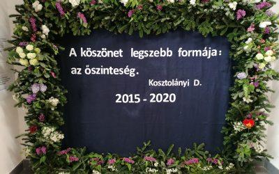 Ballagás 2020