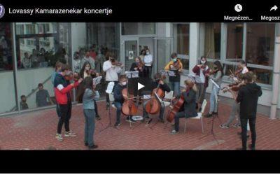 Lovassy Kamarazenekar koncertje – 2020.09.30.