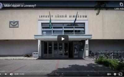 Miért éppen a Lovassy?