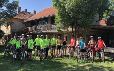 Lovassys kerékpáros vándortábor – 2021