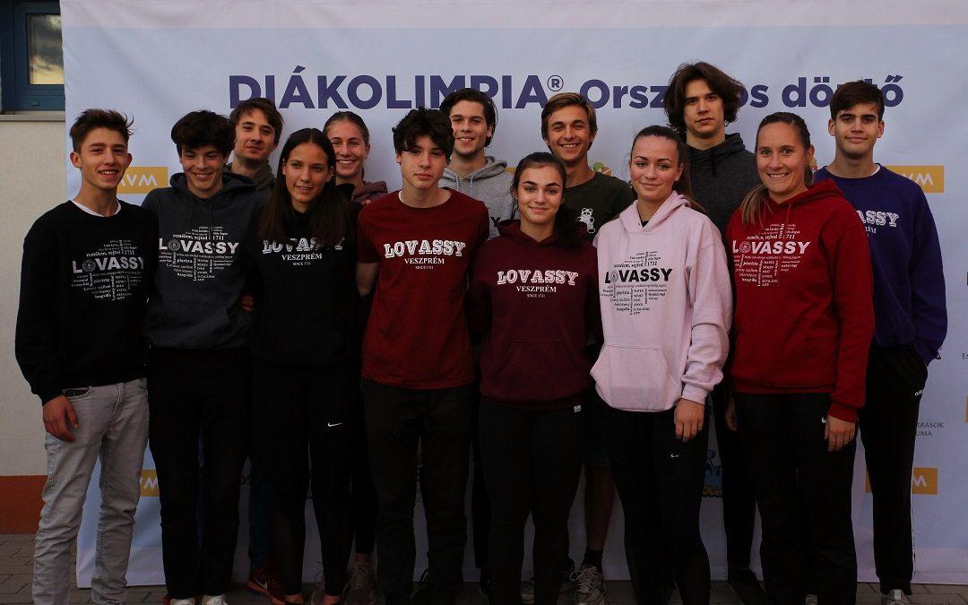 Országos diákolimpia eredmények – Atlétika
